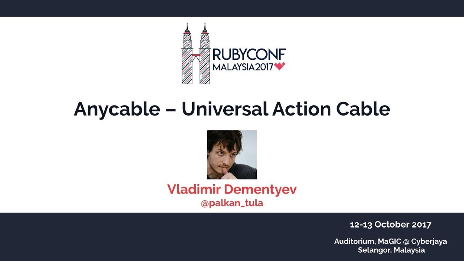 AnyCable: Universal Action Cable
