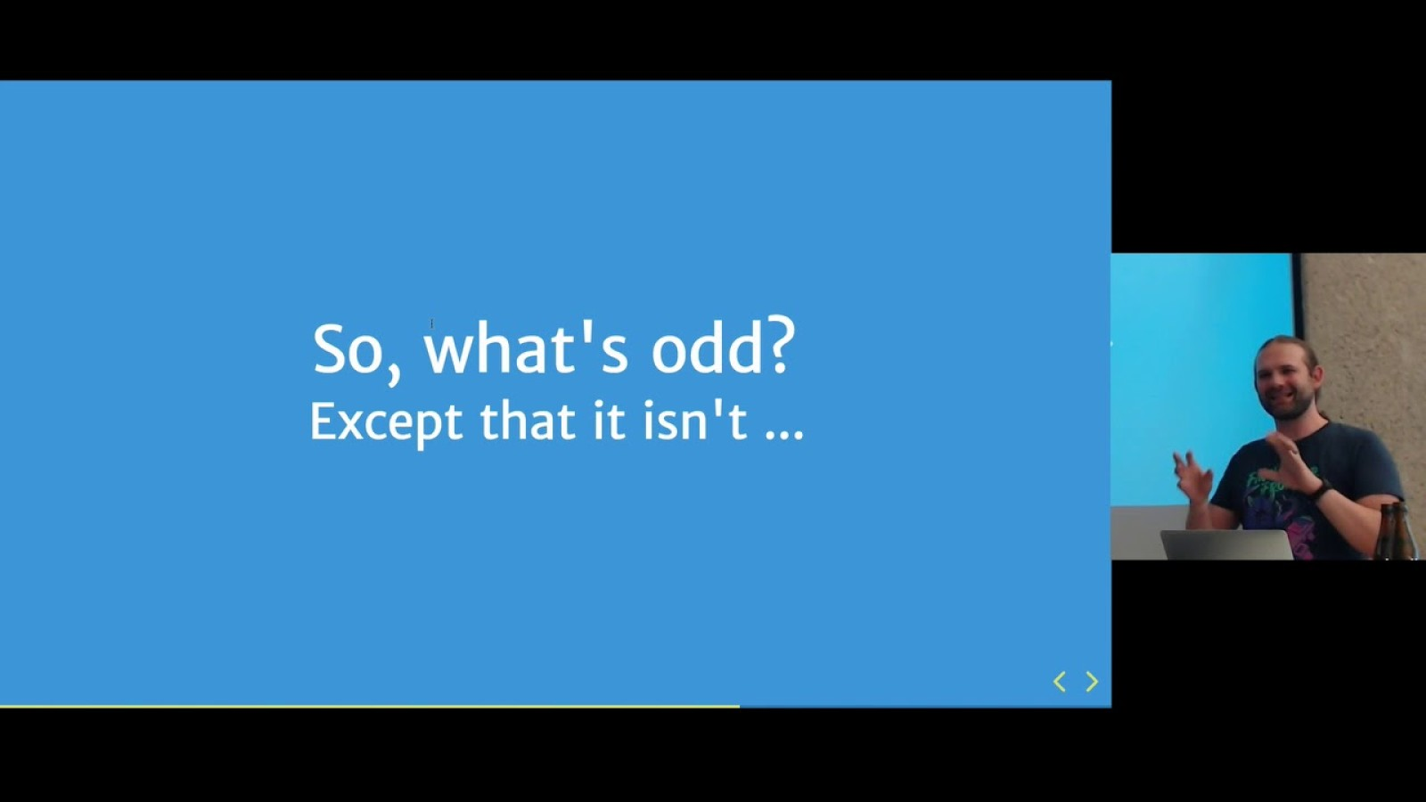 Typescript Oddities