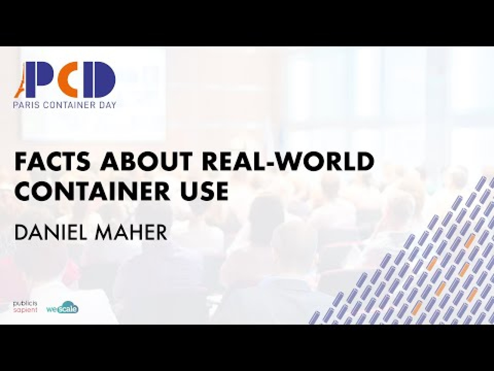 Facts About Real-World Container Use