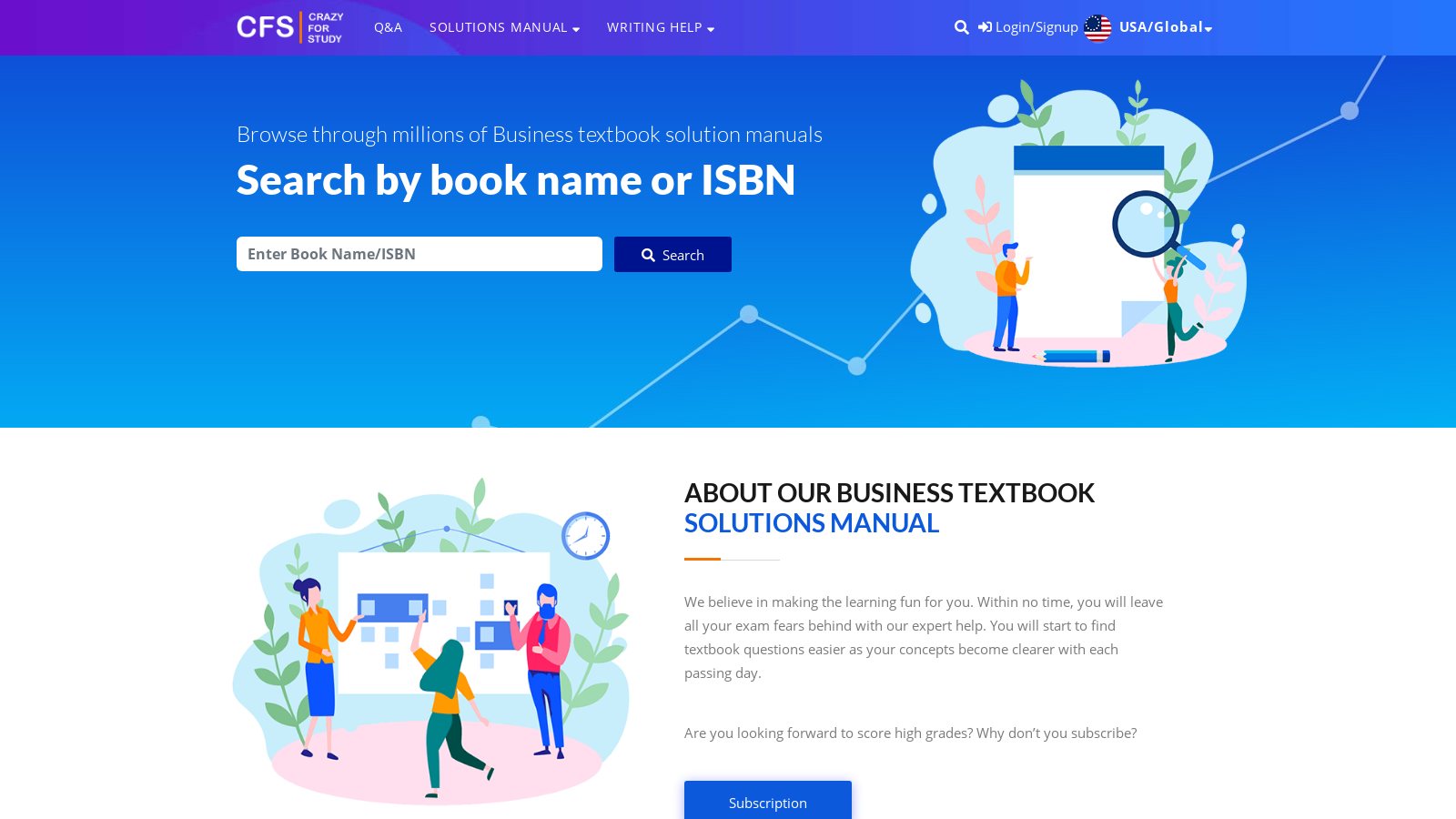 Get the Best Business textbook solutions manual by Ellie Smith