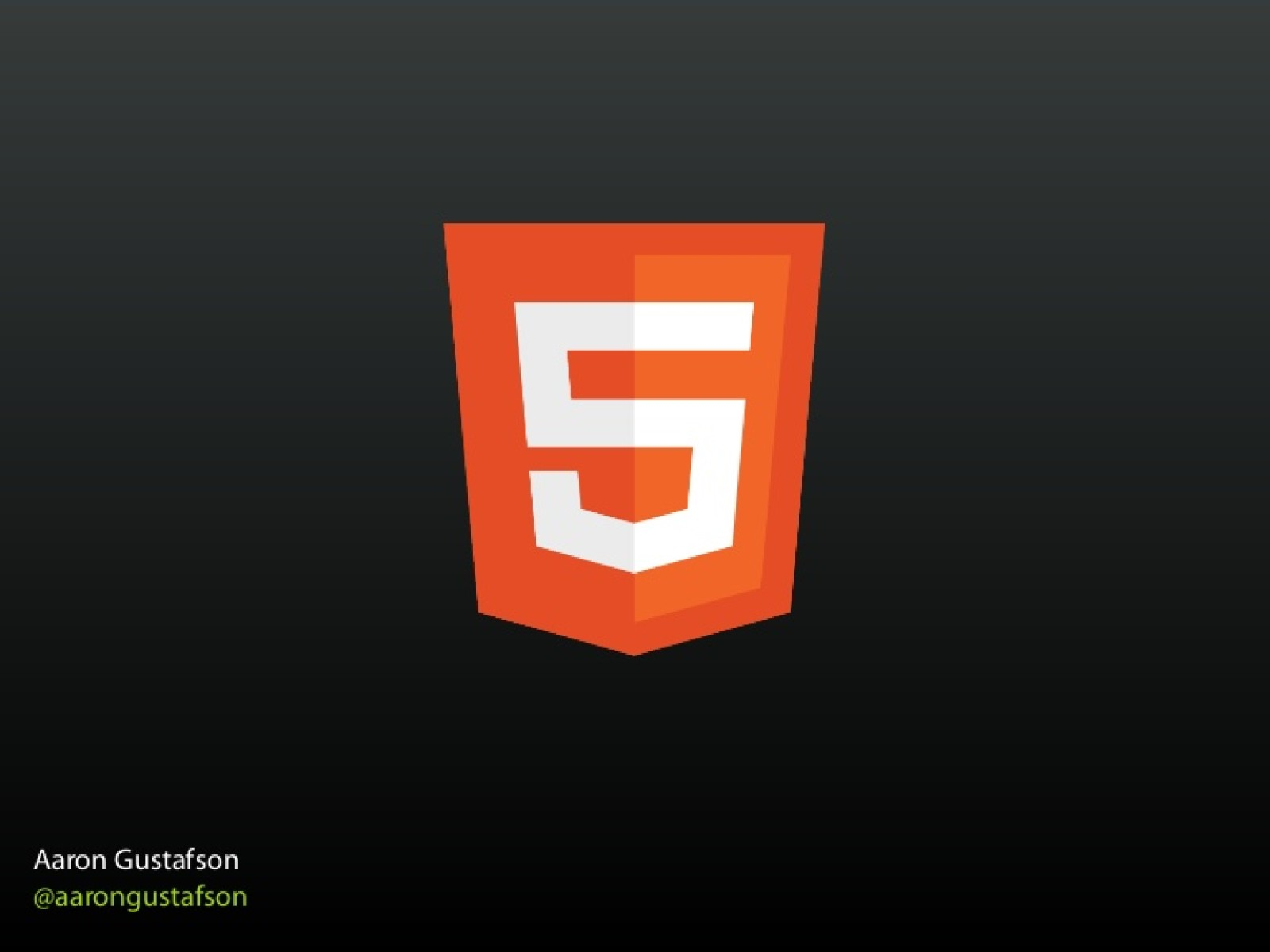 HTML5 & CSS3 [Workshop]