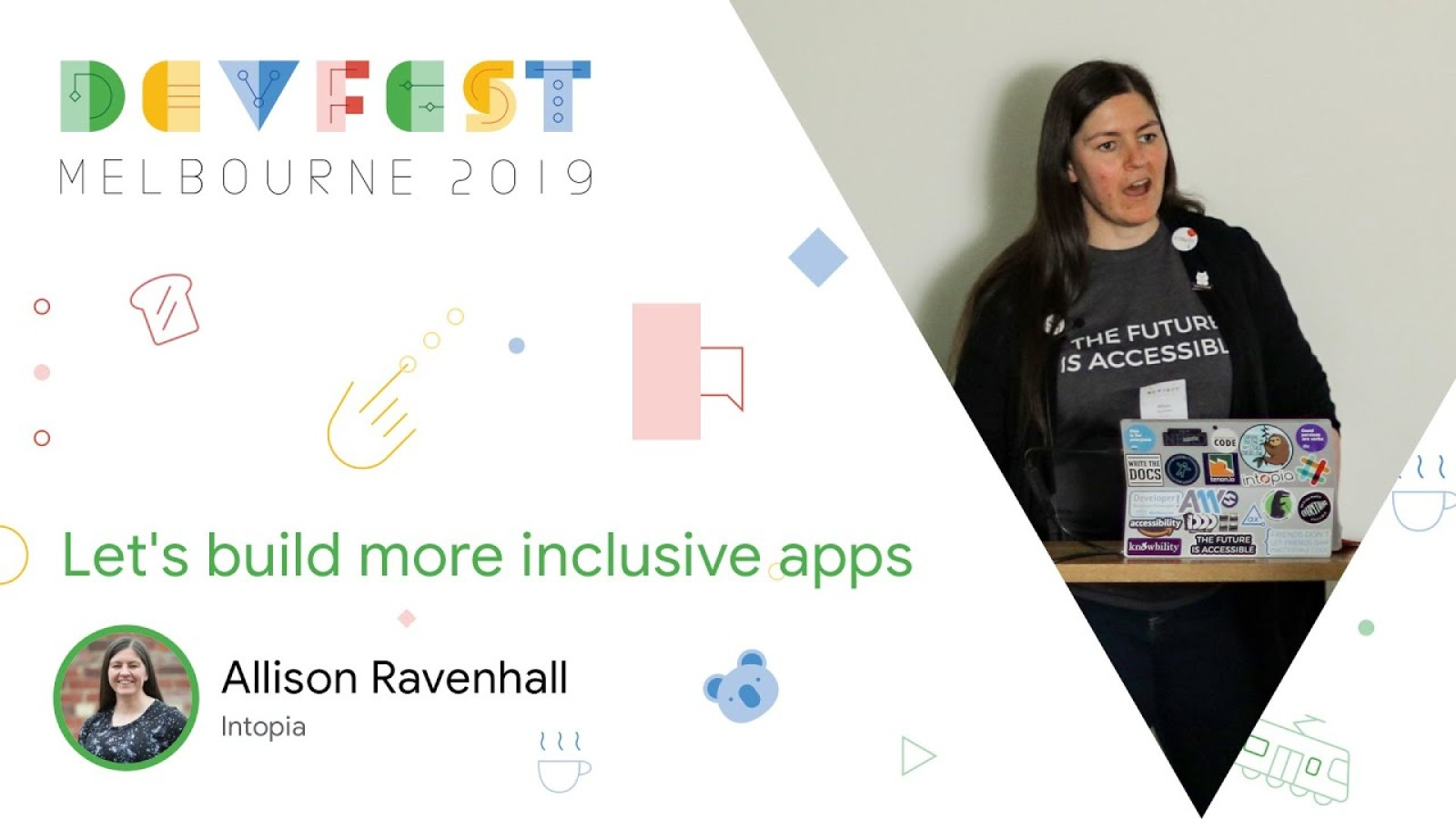 Let's make more inclusive apps