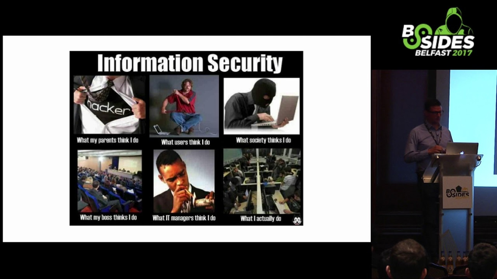 The dangers of working in Cyber Security