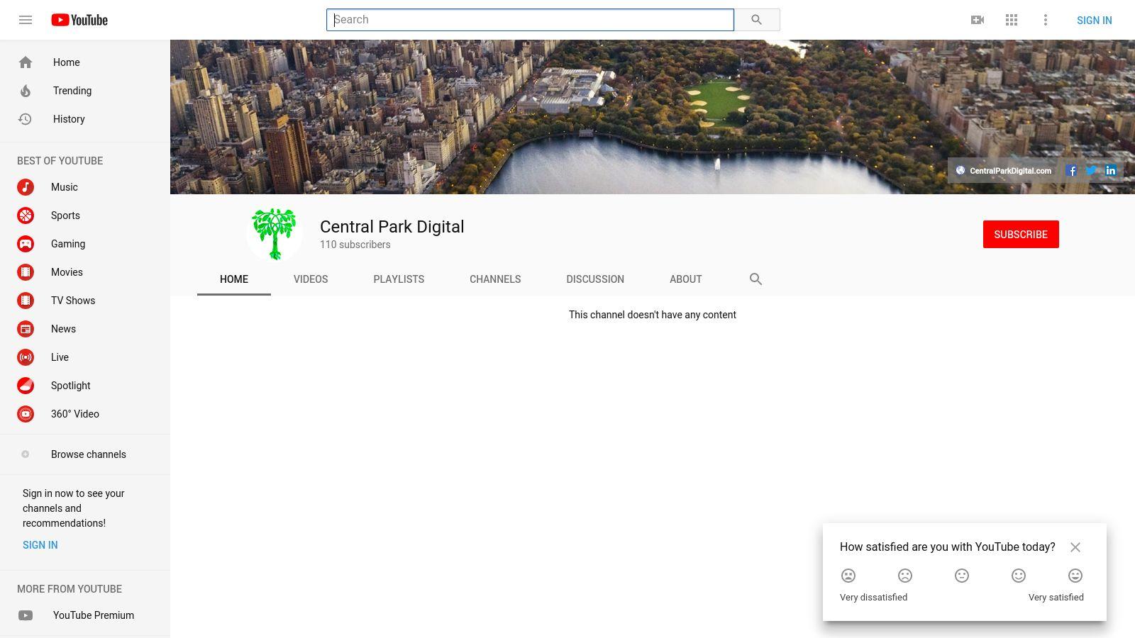 Central Park Digital