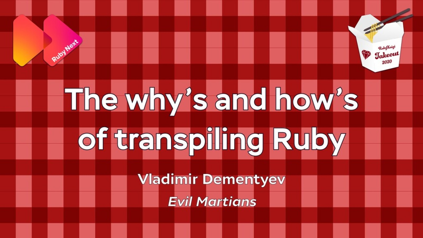 The why's and how's of transpiling Ruby