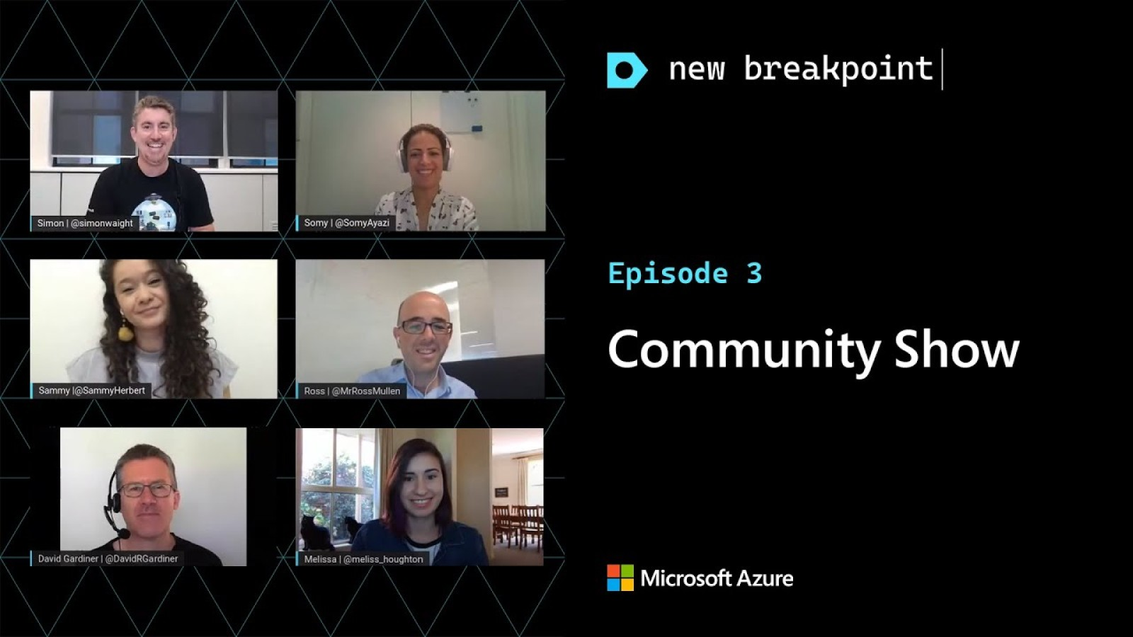 New Breakpoint Episode 3 - Community Show
