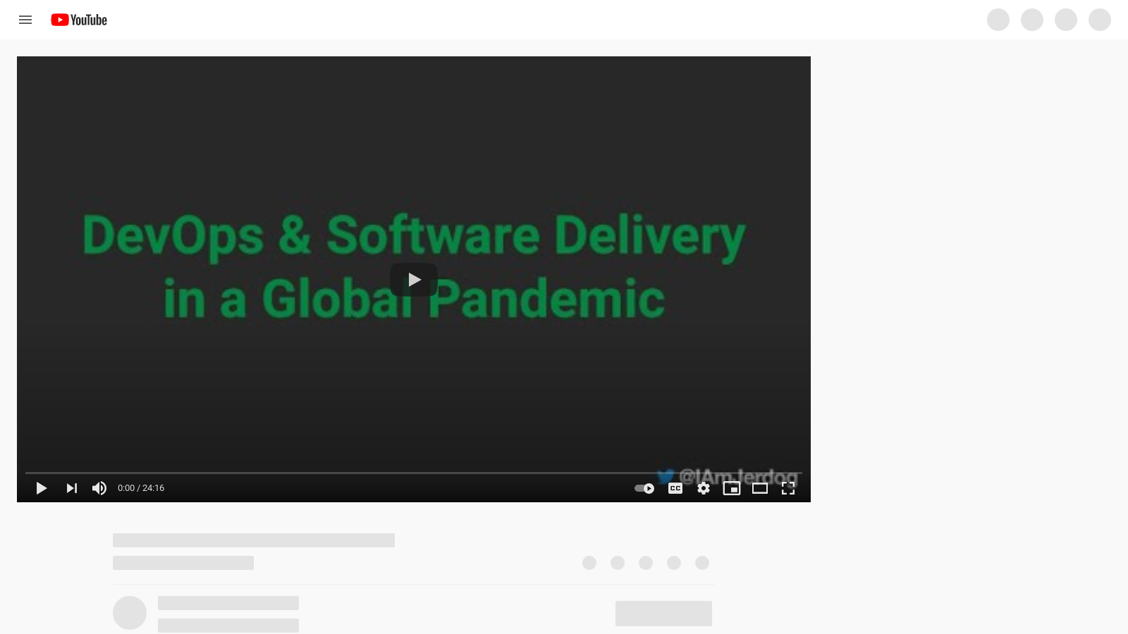 What a global pandemic can tell you about better DevOps practices