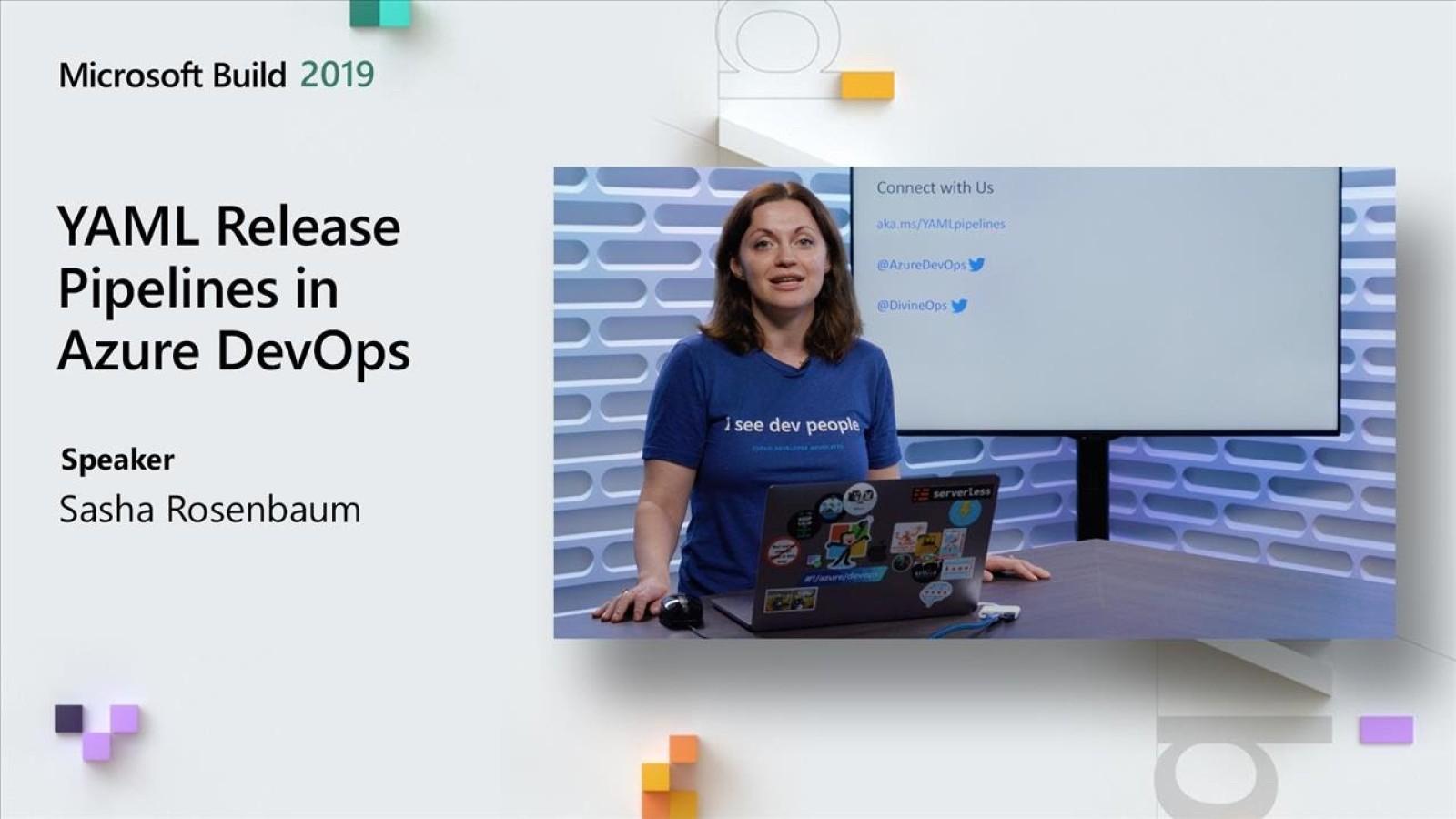 YAML Release Pipelines in Azure DevOps - MSBuild 2019