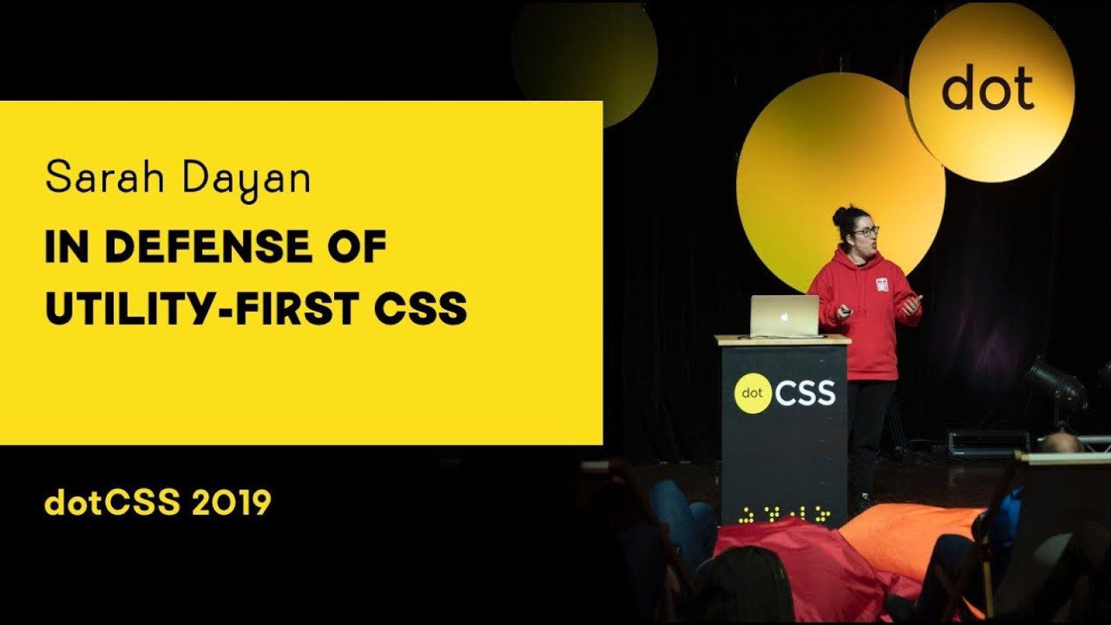 In Defense of Utility-First CSS