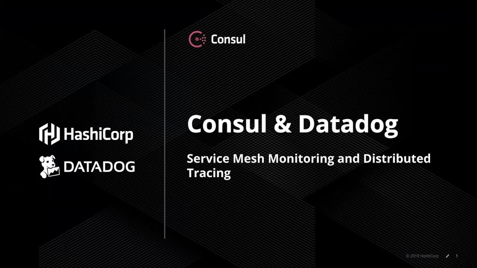 Leveraging HashiCorp Consul and Datadog for Service Mesh Deployments