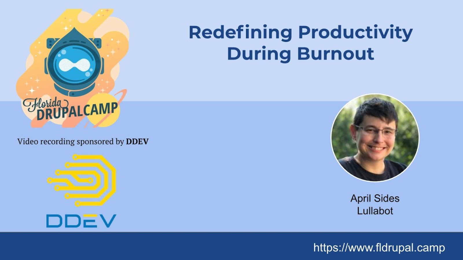 Redefining productivity during burnout