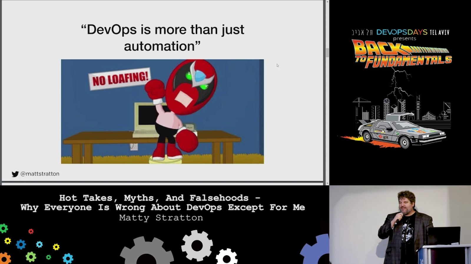 Hot Takes, Myths, And Fake News - Why Everyone Is Wrong About DevOps Except For Me