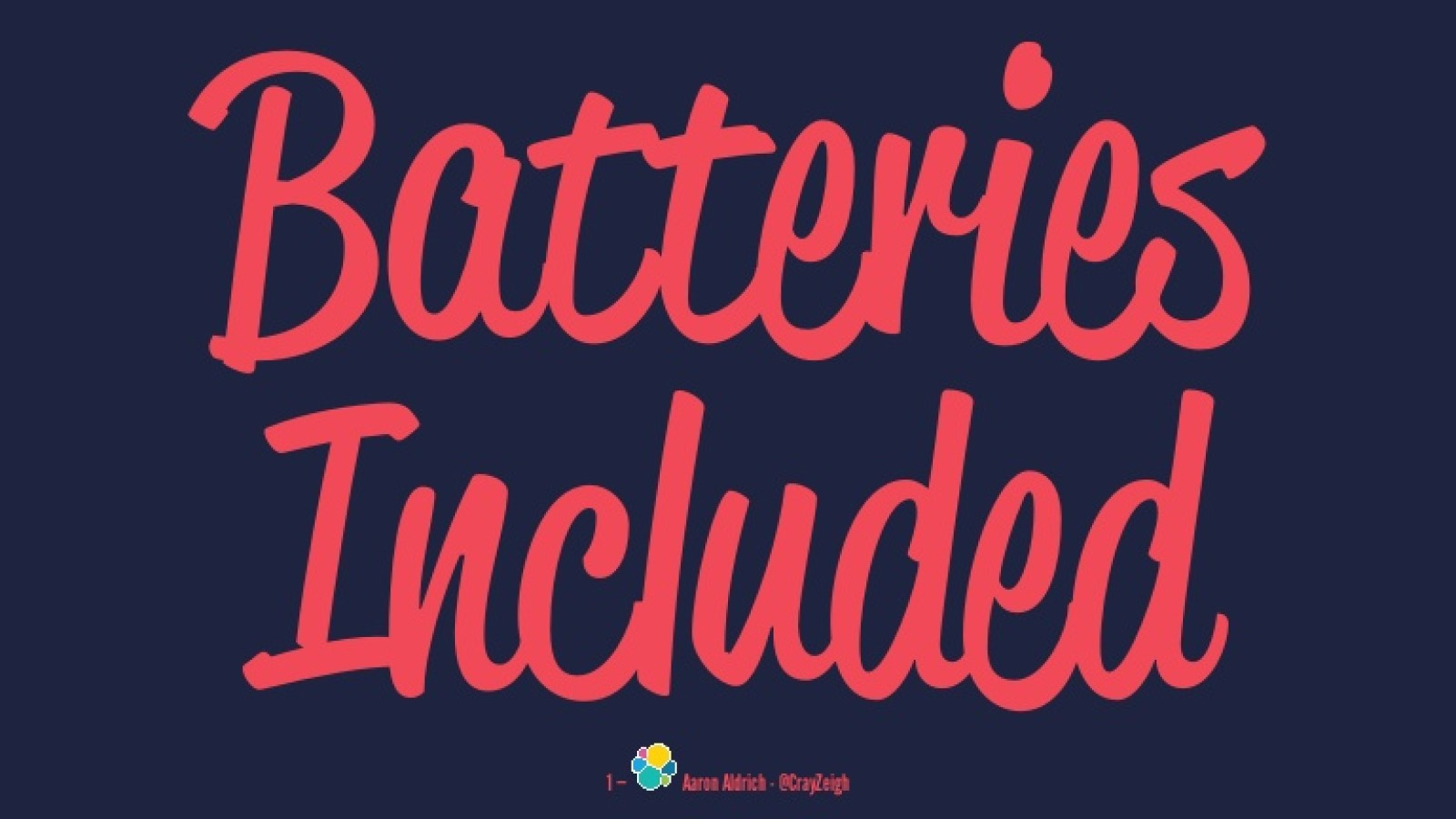 Batteries Included: Enabling Community Contribution