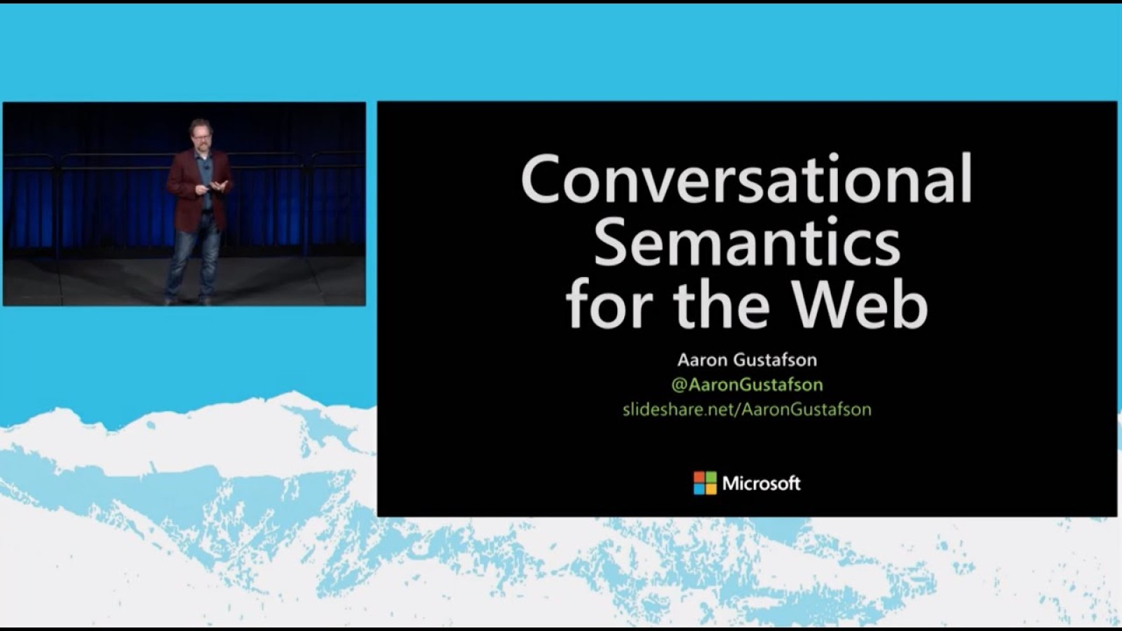 Conversational Semantics for the Web