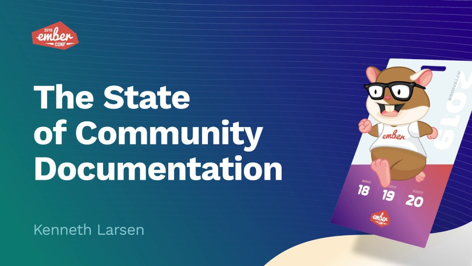 The State of Community Documentation