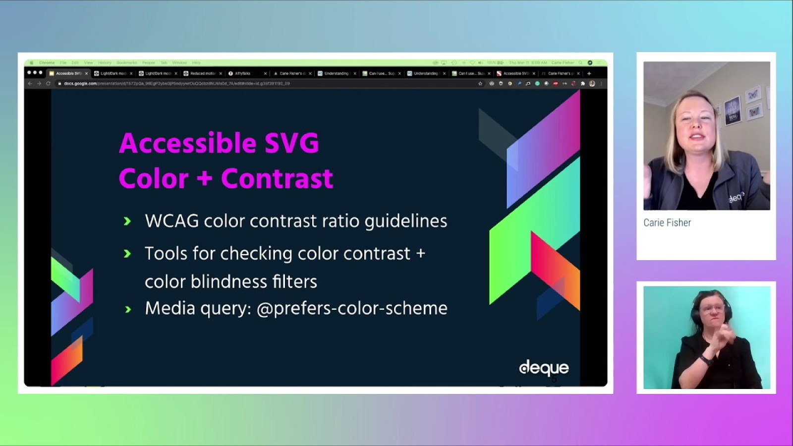 Accessible SVGs: Inclusiveness Beyond Patterns