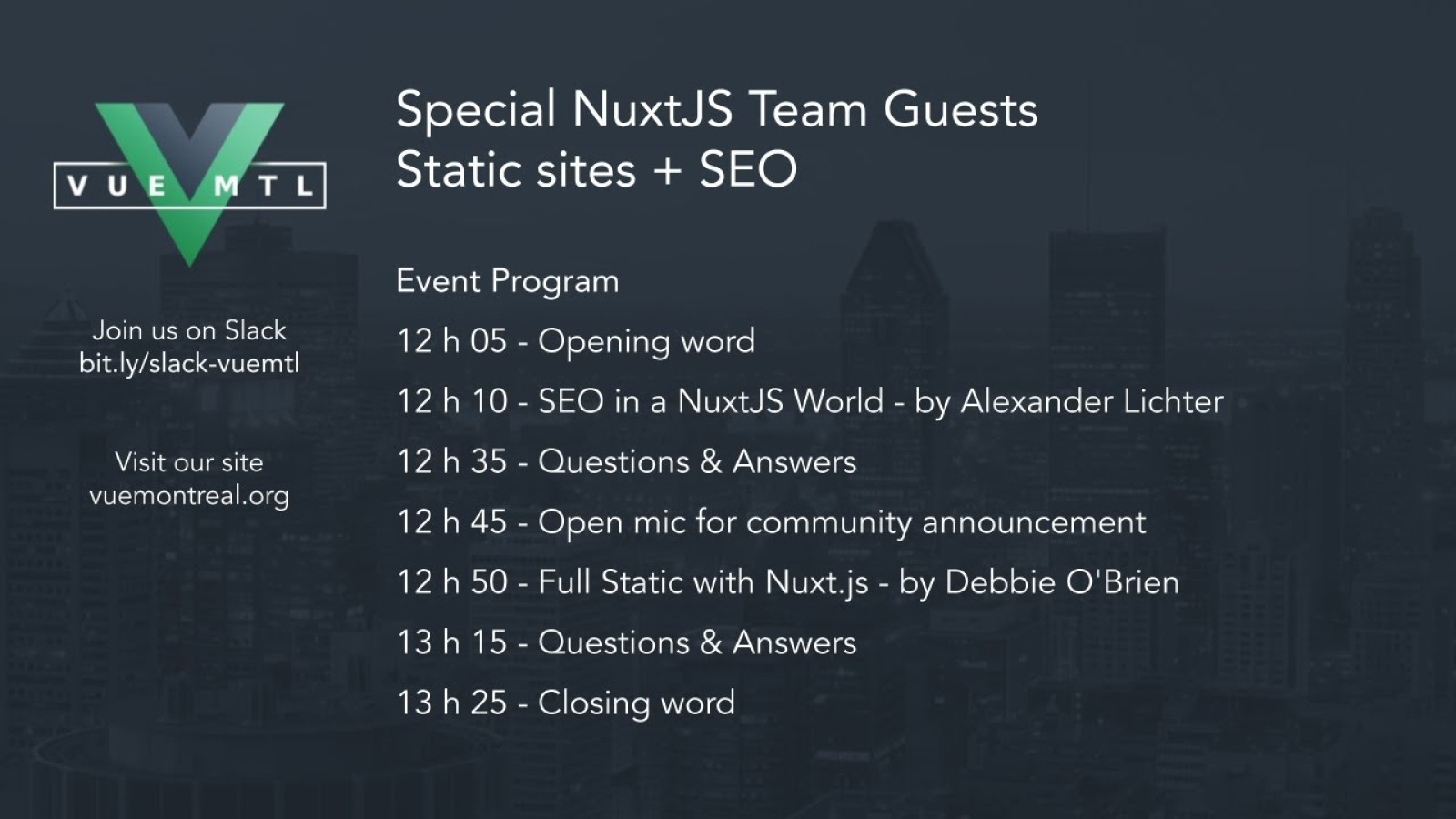 Full Static with Nuxt.js