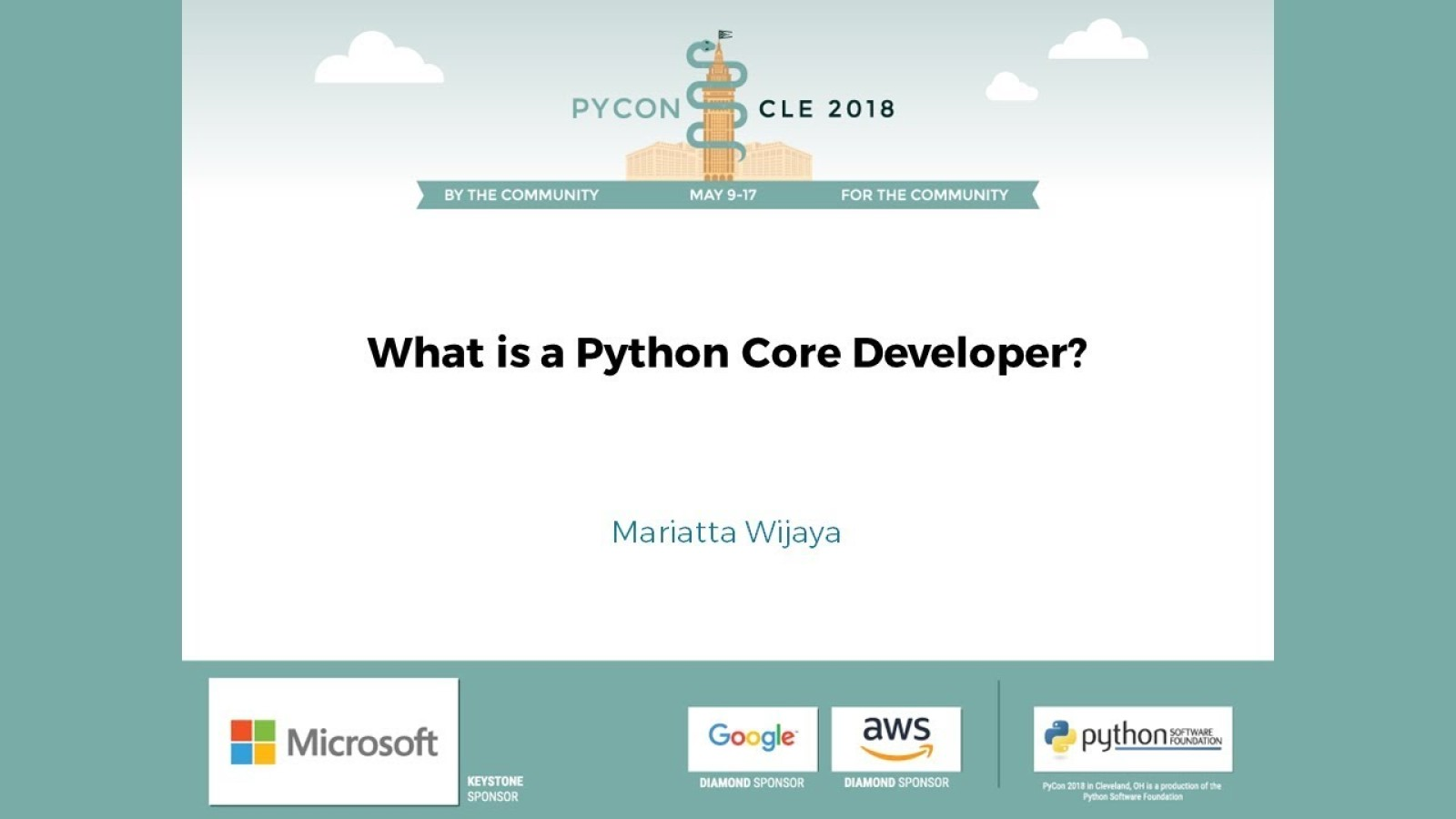 What is a Python Core Developer?