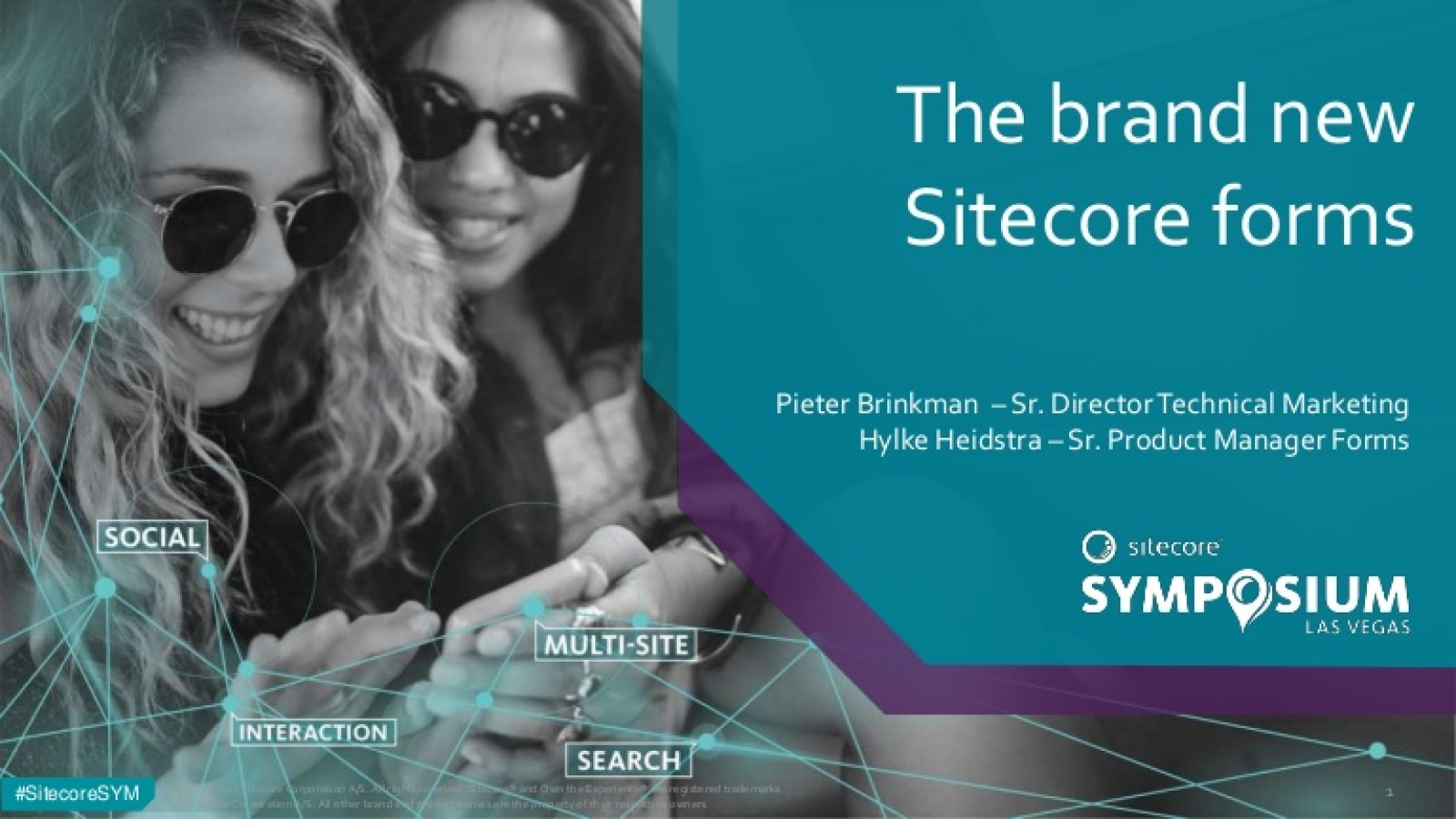 Sitecore 9 The Brand New Forms