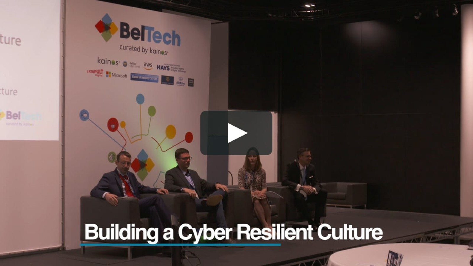 Panel session - Building a Cyber Resilient Culture