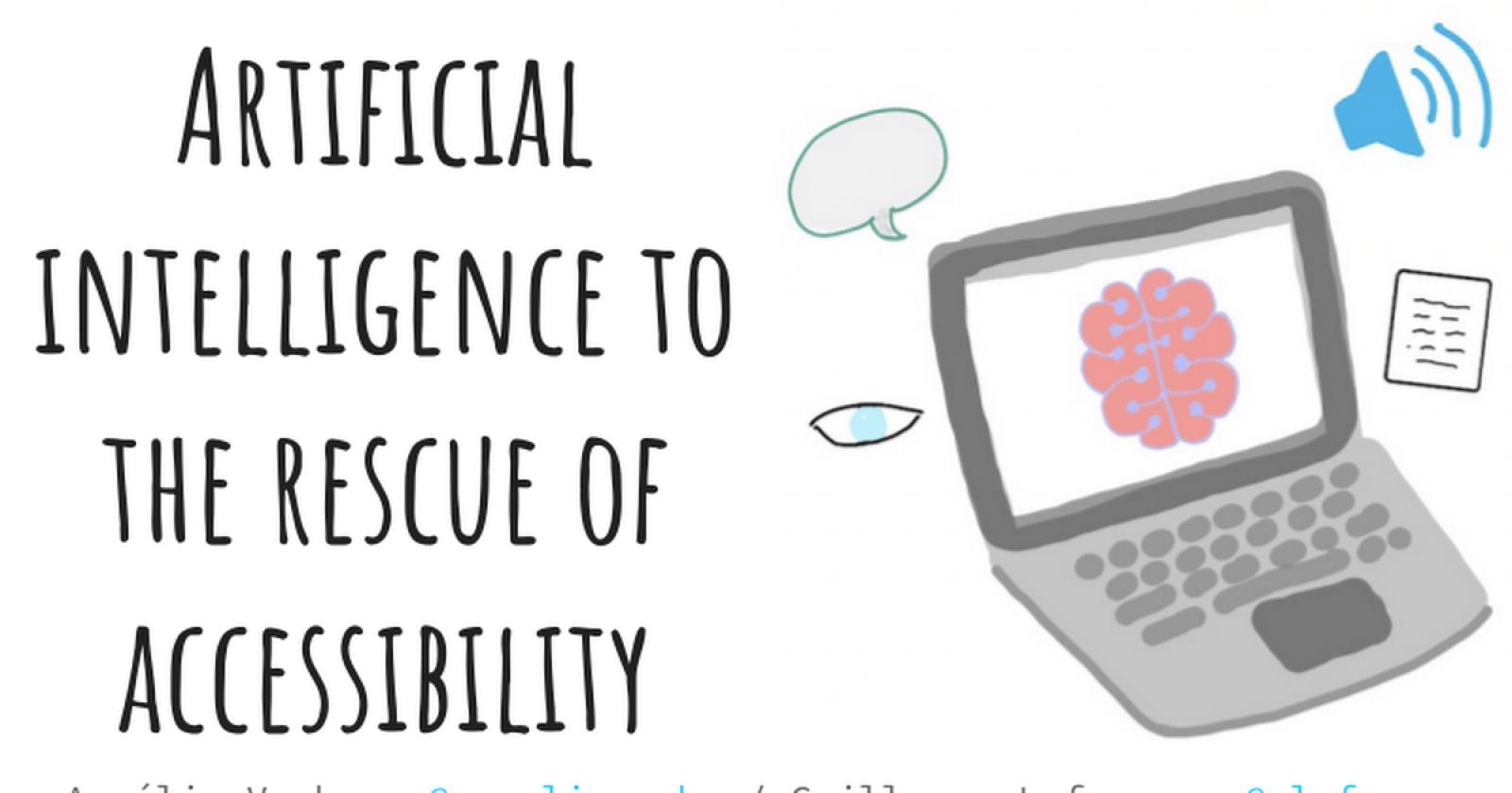 L'Intelligence Artificielle au secours de l'Accessibilité
