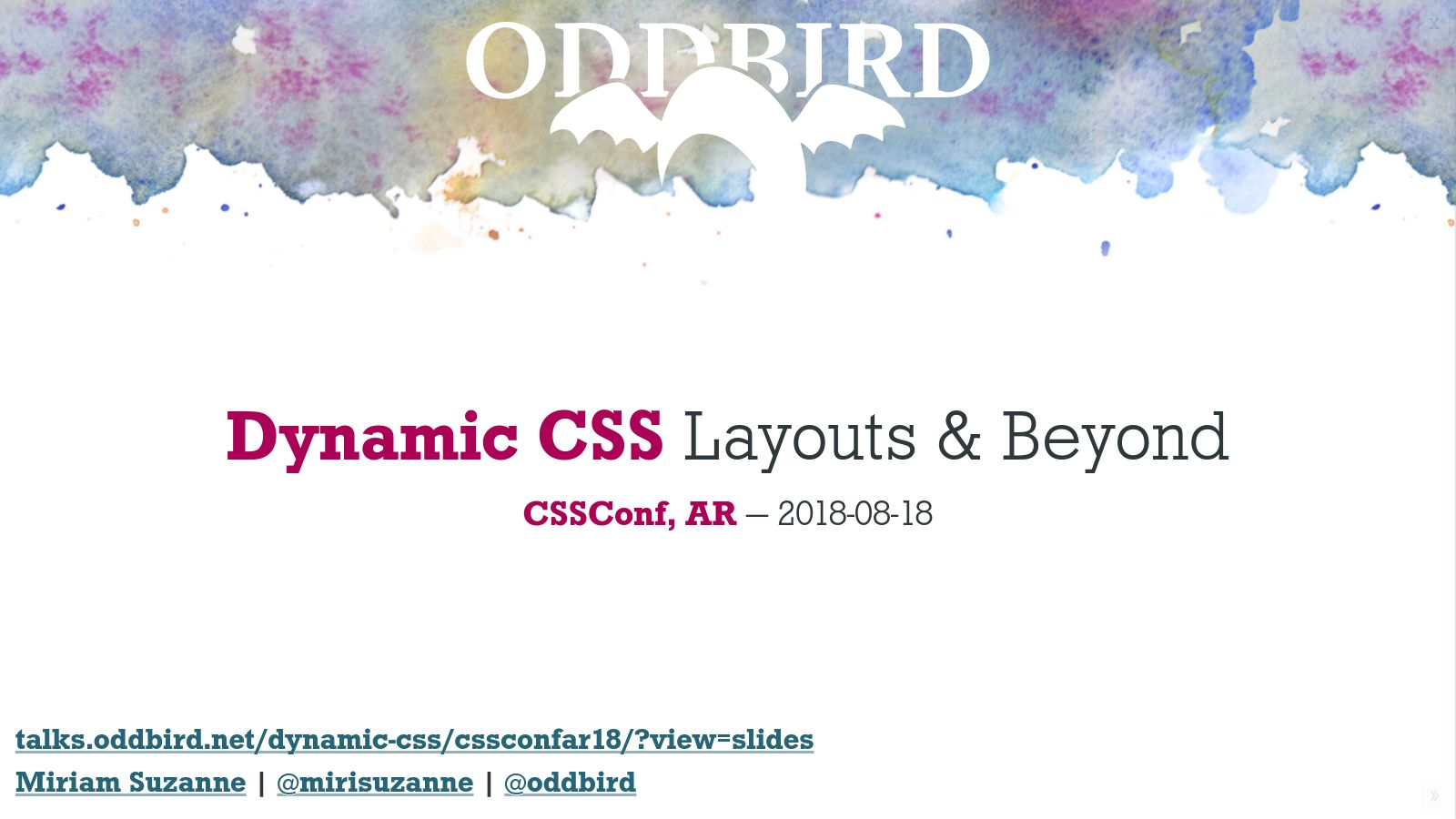 Dynamic CSS: Layouts & Beyond