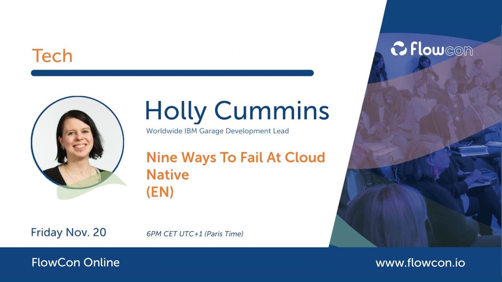 Nine Ways To Fail at Cloud Native