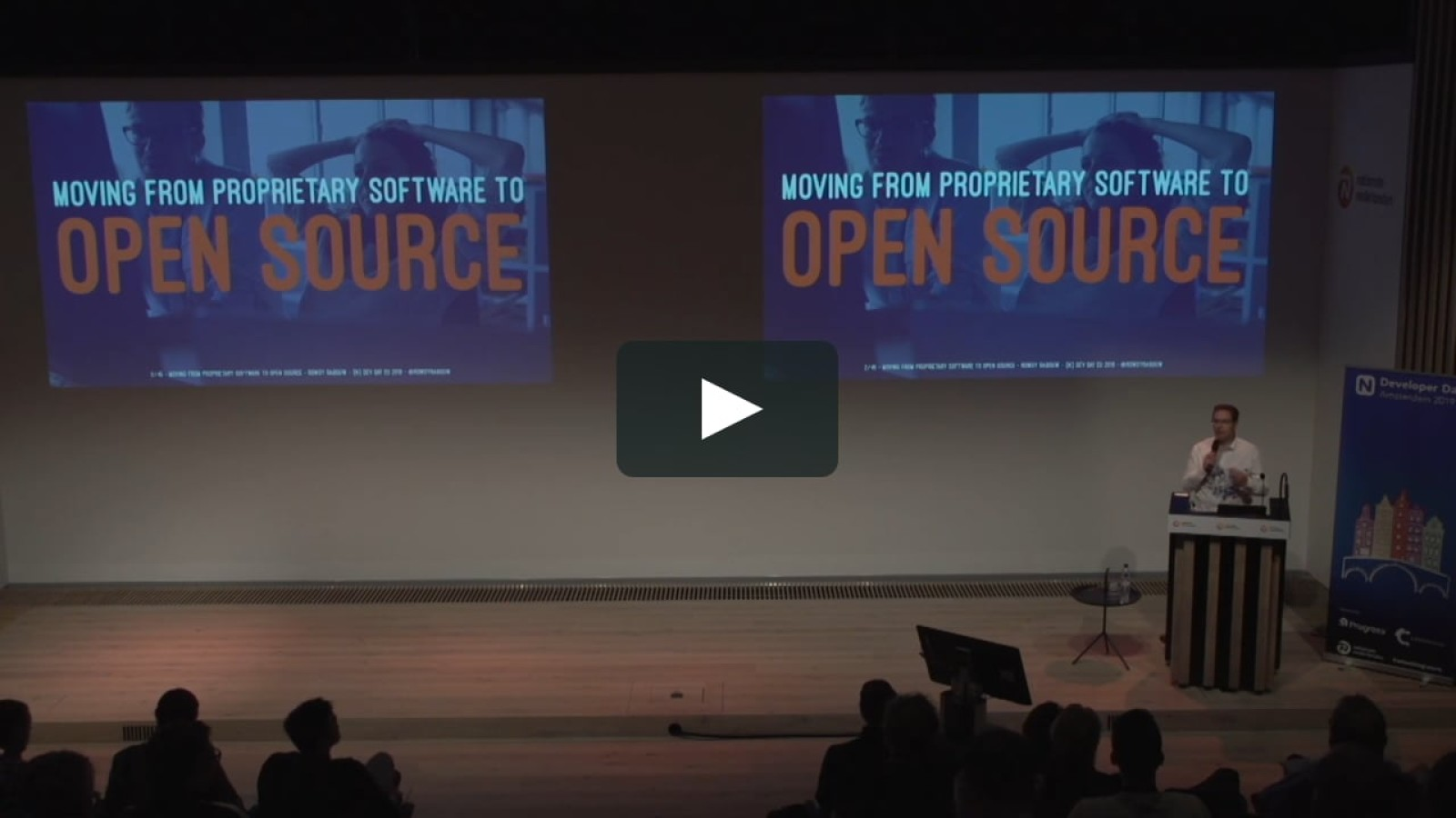 Moving from Proprietary Software to Open Source