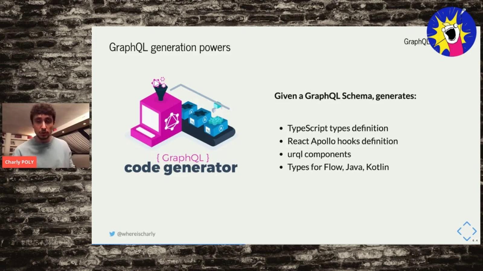 GraphQL fantastic four