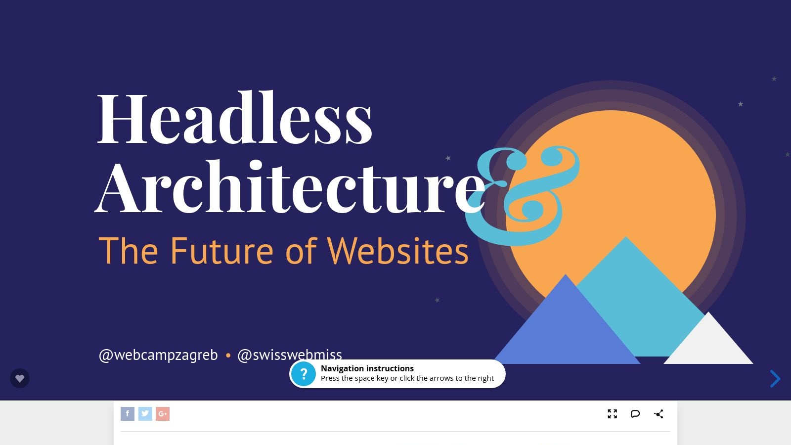 Headless architecture and the future of websites